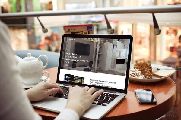 Сайты для строительных компаний